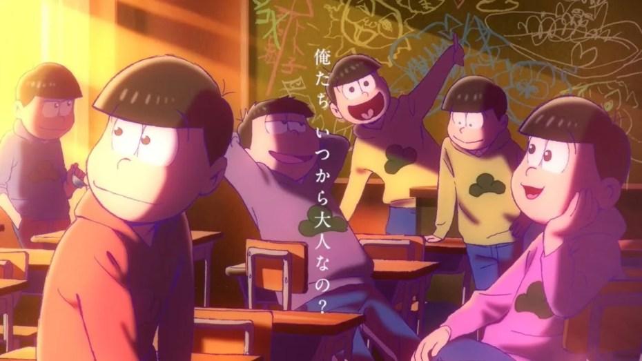 Osomatsusan - The Movie