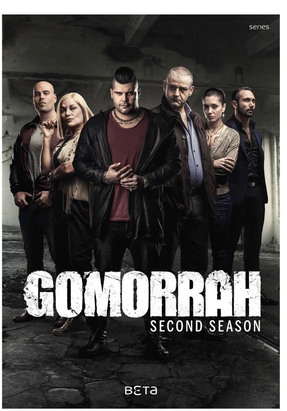 Gomorrah saison 2