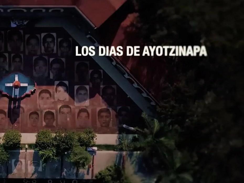 Les disparus d'Ayotzinapa