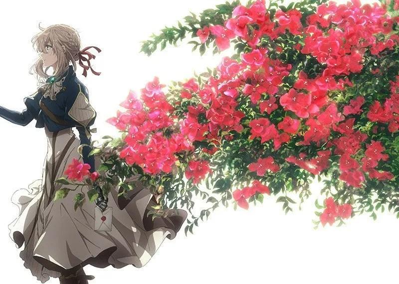 Violet Evergarden the Movie