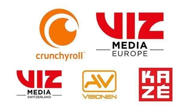 Crunchyroll et VIZ Media Europe
