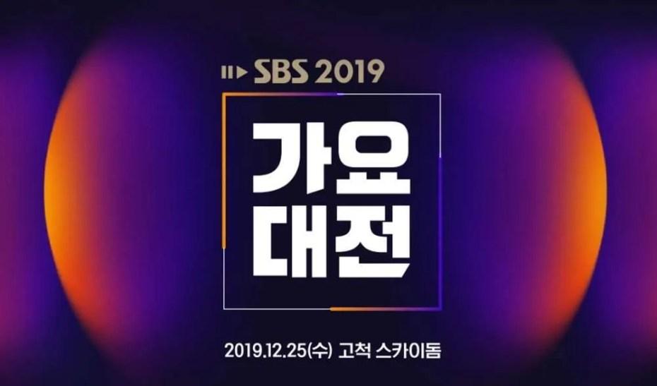 SBS Gayo Daejeon 2019