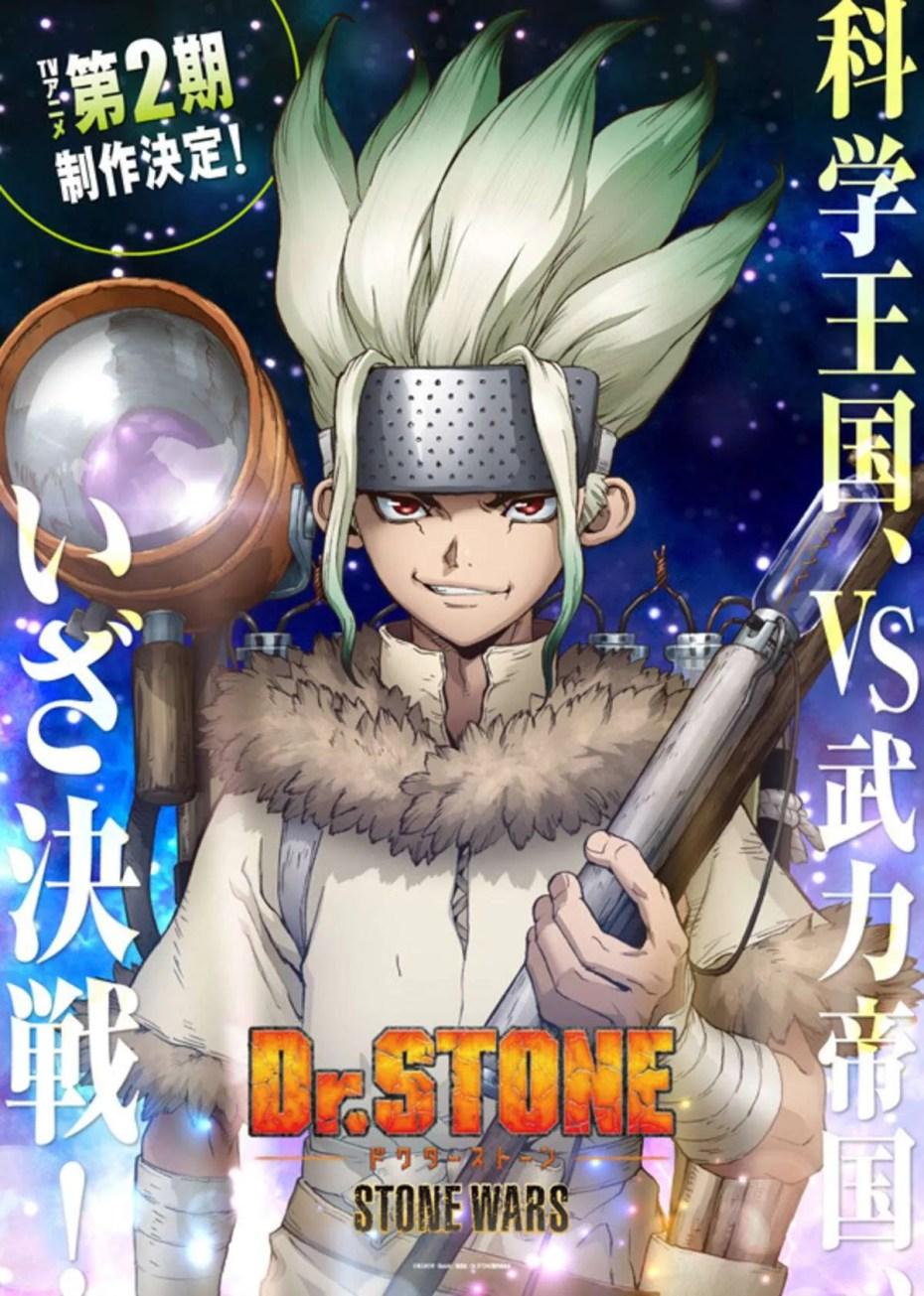 Dr. STONE saison 2