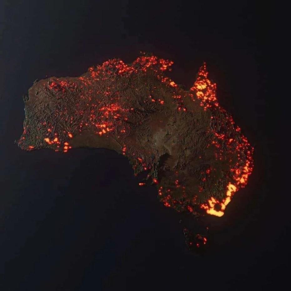 feux Australie hoax