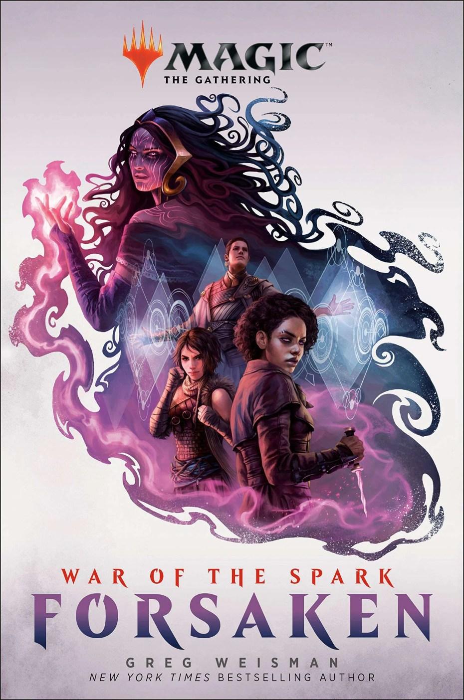 War of the Spark Forsaken