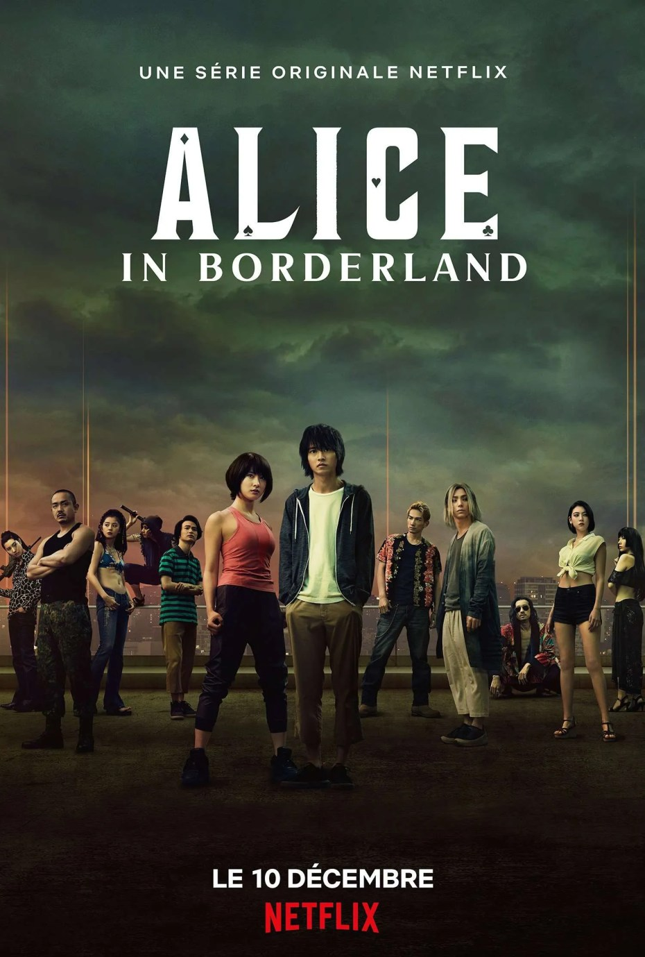 Alice in Borderland