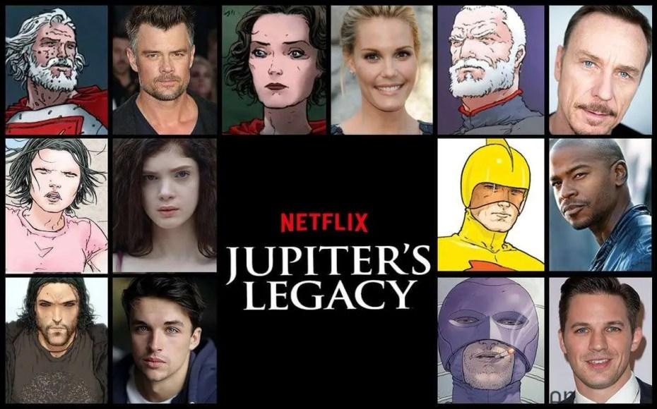 L'héritage de Jupiter