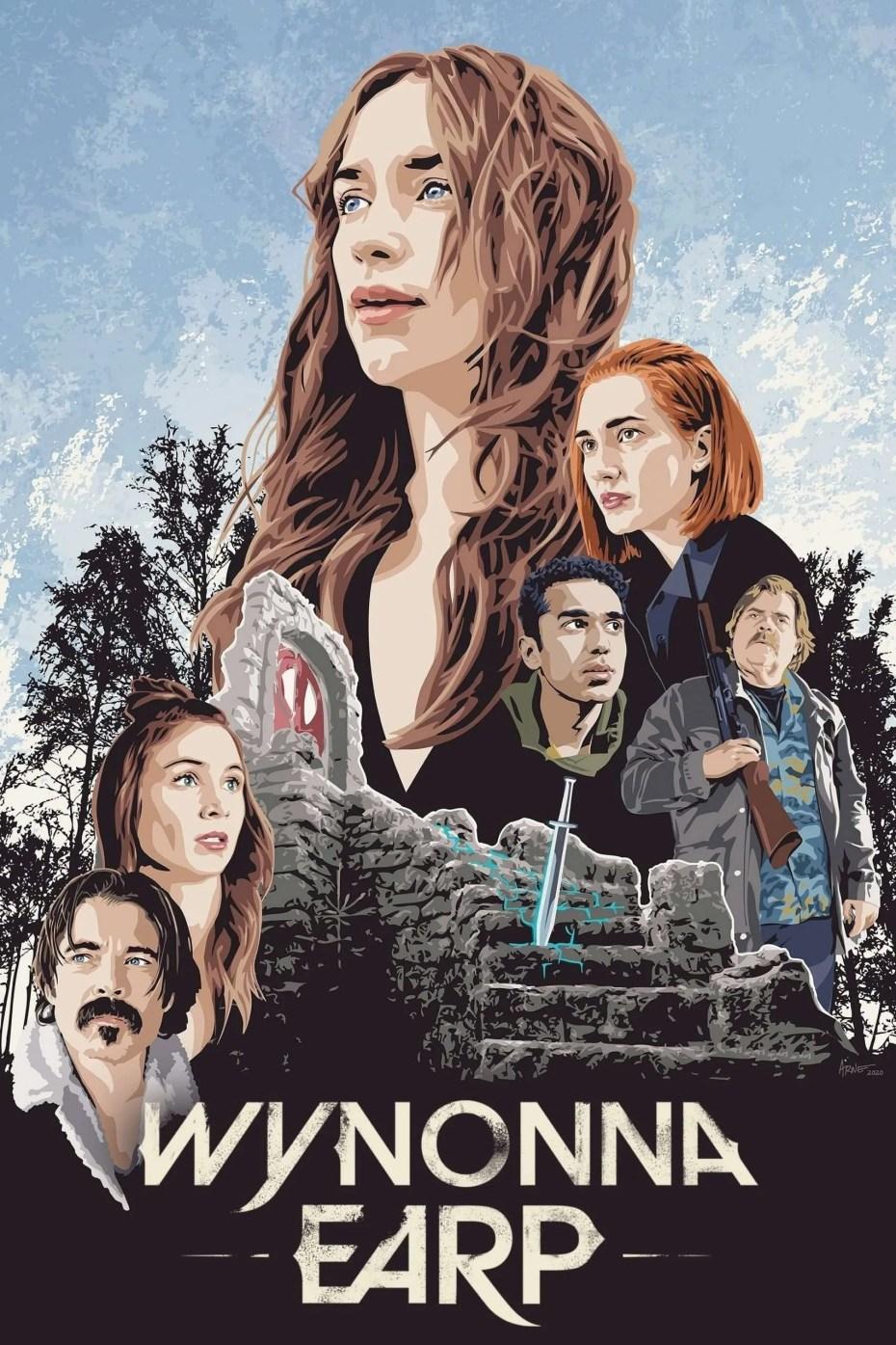 Wynonna Earp saison 4
