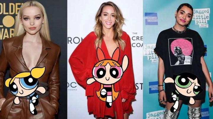Powerpuff Girls: The CW