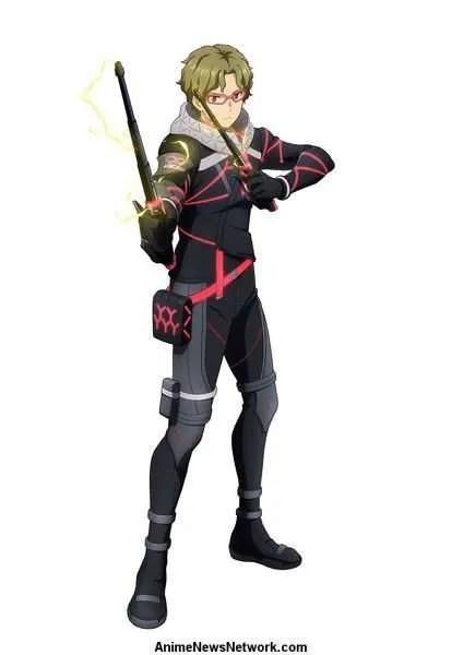 Kengo Kawanishi, dans le rôle de Shiden Ritter