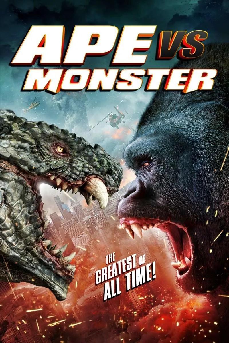 Ape vs. Monster
