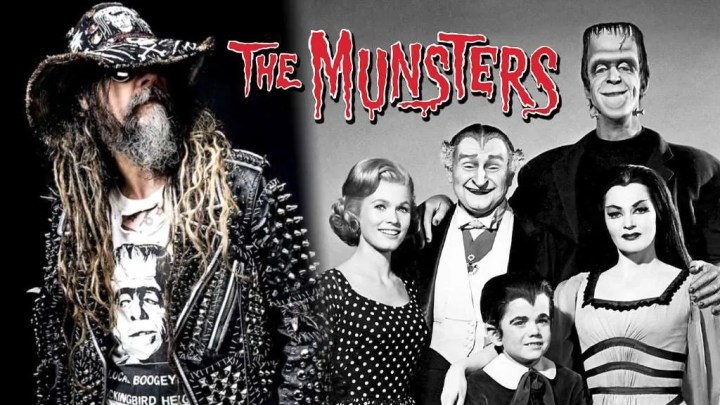 The Munsters: Rob Zombie