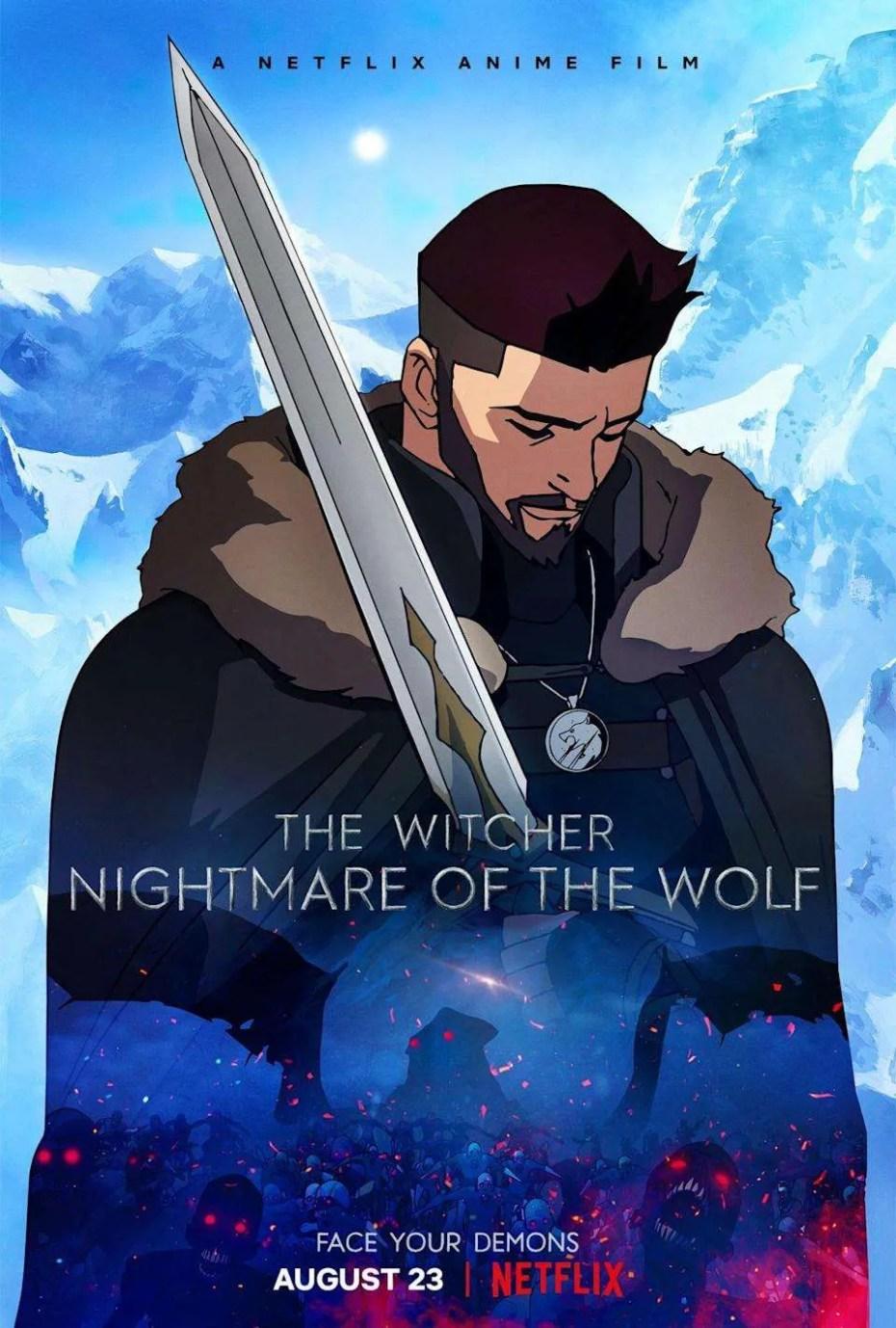 The Witcher : Le cauchemar du Loup