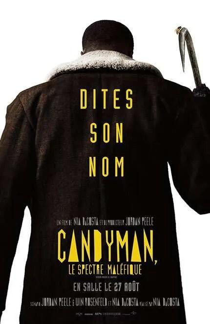 Candyman : Le Spectre maléfique