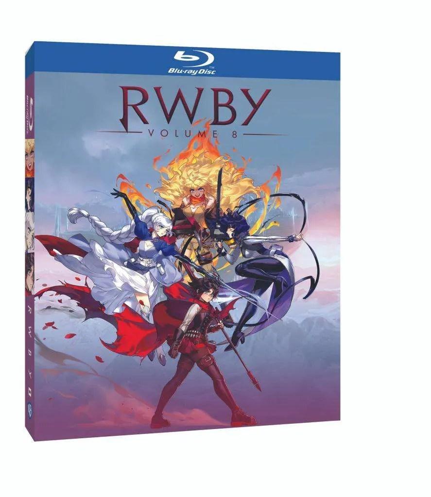 RWBY-Volume 8