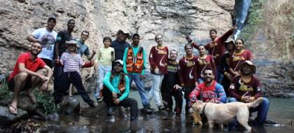 Fotos: Trilhas Urucuianas 39ª Expedição – Cachoeira do Buritizinho e Sussuarana