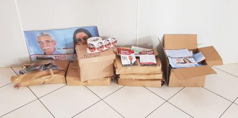Foto/Divulgação: Cartório Eleitoral de Buritis