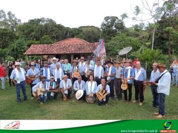 Folia de Reis da Comunidade Pernambuco em Buritis