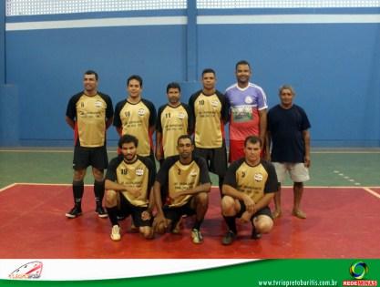 I Campeonato Municipal das Secretarias - Buritis MG