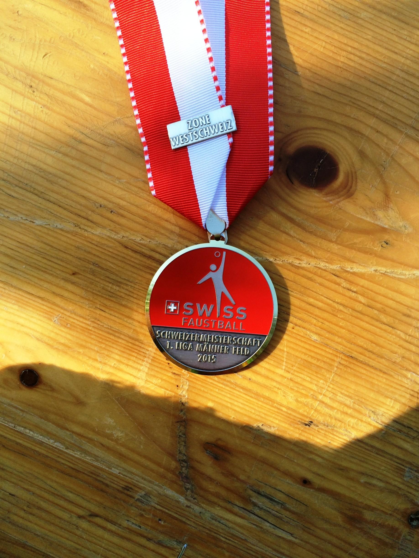 Rückblick Sommermeisterschaften Faustball Roggwil
