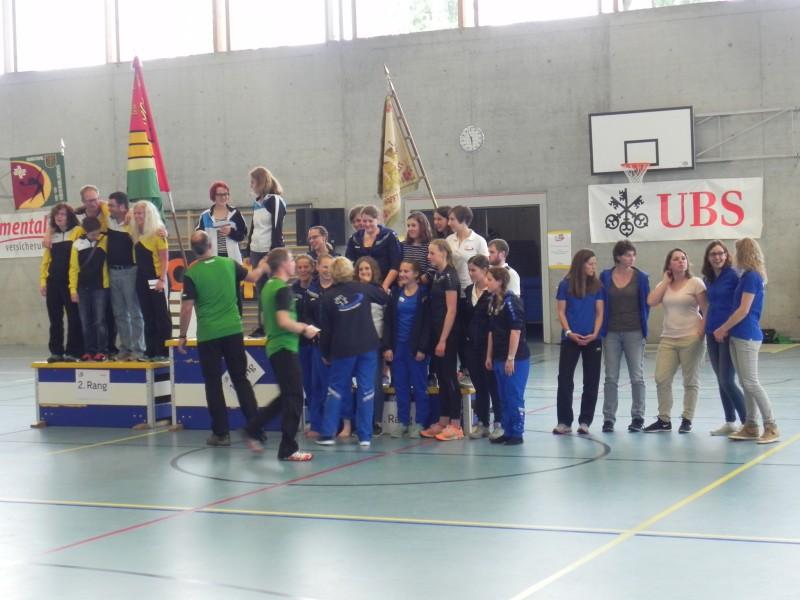 Resultate Frühlingsmeisterschaften Vereinsturnen 2016