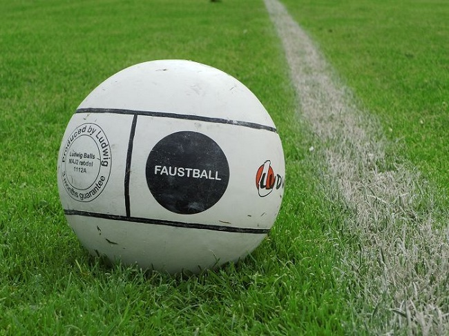 Faustball Hallenmeisterschaft 2017/18