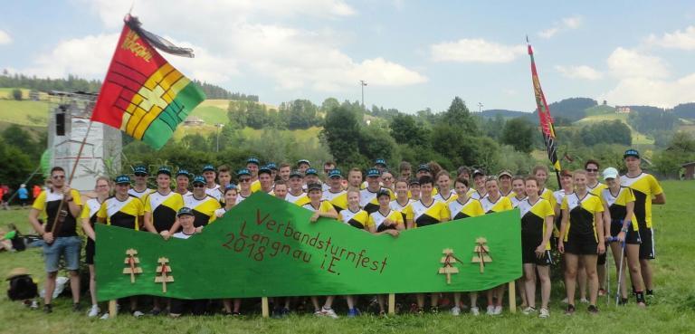 Verbandsturnfest in Langnau 2018