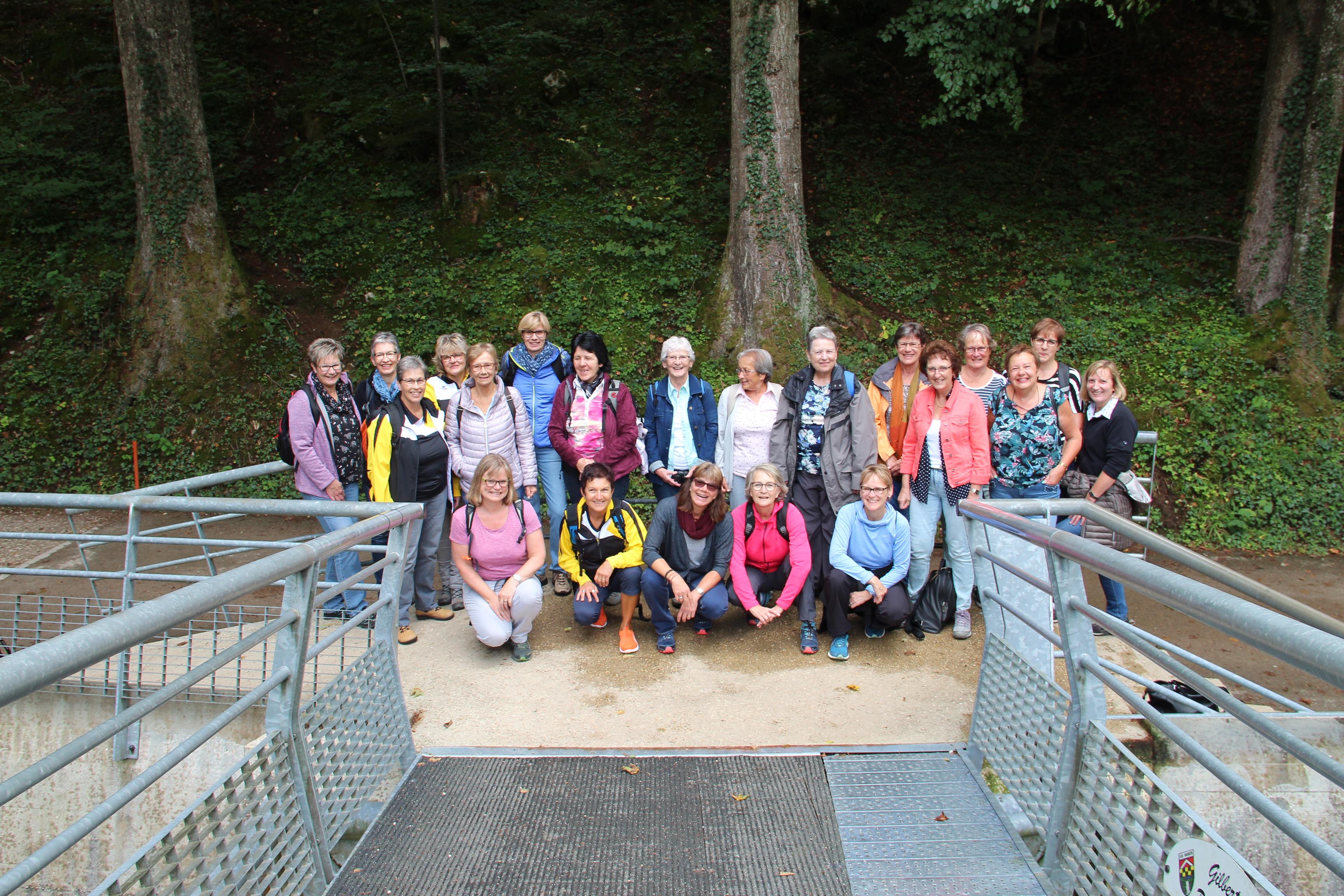 Vereinsreise  an den Wasserfall Saut du Doubs – Donnerstag, 30. August 2018