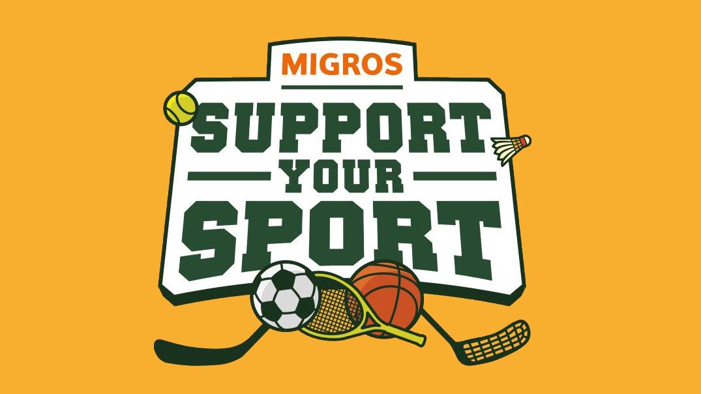 Migros Support your Sport: Mit jedem Einkauf den TV Roggwil unterstützen