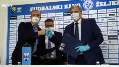 Photo of Općina Novo Sarajevo podržala FK Željezničar sa 200.000 KM
