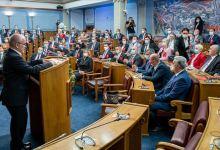 Photo of Lider Demokratske CG Aleksa Bečić izabran za predsjednika Skupštine Crne Gore
