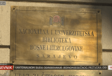Photo of TVSA/Video: 75 godina od osnivanja nacionalne i univerzitetske biblioteke BiH