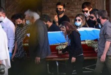 Photo of Maradona sahranjen u Buenos Airesu