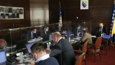 Photo of U Sarajevu redovna sjednica Vlade FBiH