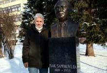 Photo of Ponovo postavljena bista Isaka Samokovlije, otuđena prije pet godina