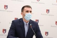Photo of TVSA/Video: Održana konferencija za medije ministra privrede Kantona Sarajevo Adnana Delića
