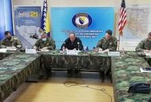 Photo of Na Manjači službeno najavlјeno održavanje bilateralne vježbe 'Brzi odgovor 21'