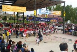 Sortida Marxa Infantil - Club Muntanyenc Sant Cugat