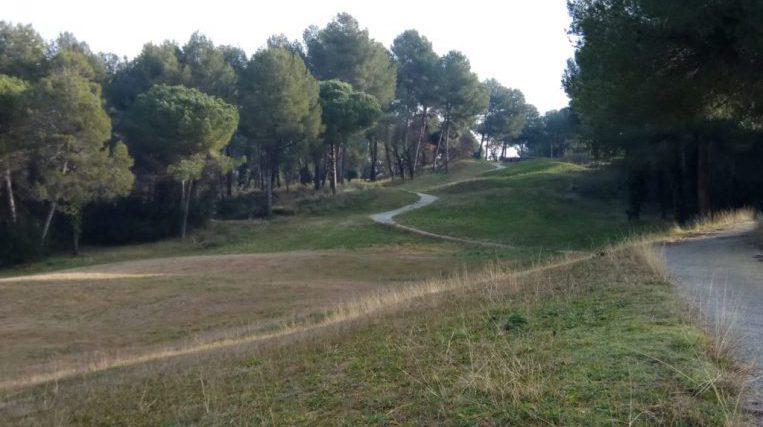 El Ple aprova que el camp de golf de Can Sant Joan sigui un gran parc