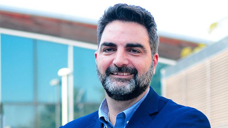 Aldo Ciprian, dels últims candidats a presentar-se a les eleccions municipals 2019