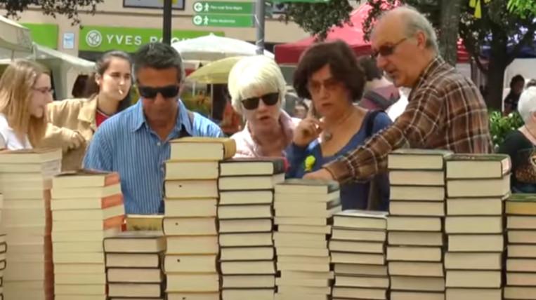 Quins llibres sobre Sant Cugat pots comprar per Sant Jordi?