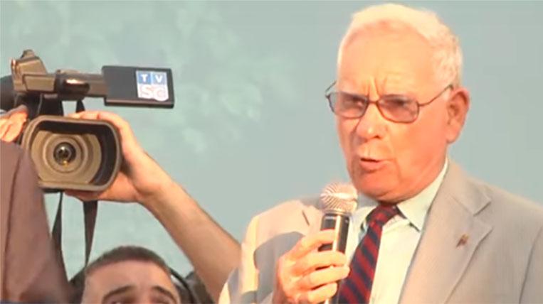 Mor Àlex Barberà, president honorífic del Sant Cugat FC