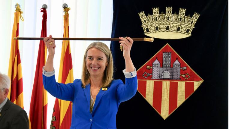 El vídeo del Ple d'investidura de Mireia Ingla, la nova alcaldessa de Sant Cugat