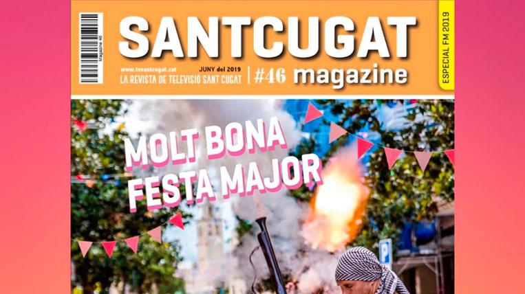 Ja pots consultar el programa de la Festa Major a la revista Sant Cugat Magazine