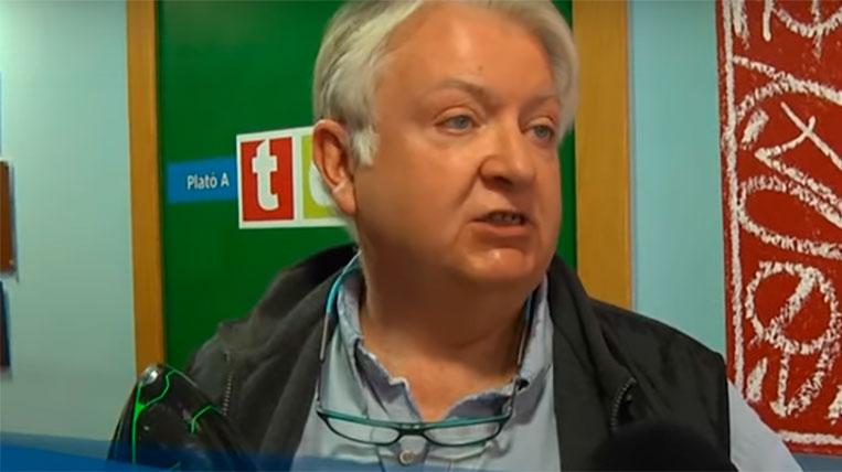 Xavier Torradas, nou president del Club Aeromodelisme Sant Cugat