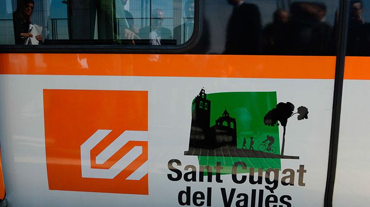 Els Ferrocarrils de la Generalitat milloraran la freqüència entre Barcelona i el Vallès en 2 minuts i mig a partir del 2021