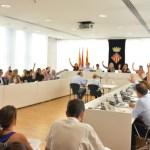 El Ple de Sant Cugat rebutja la condemna als presos i en demana l'amnistia