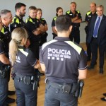 Sant Cugat suma set nous agents de Policia Local