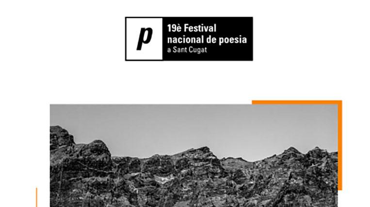 El 19è Festival Nacional de Poesia a Sant Cugat tornarà a omplir de poesia la ciutat