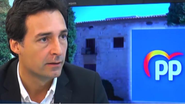 Álvaro Benejam, del PP, aposta per una majoria del centre-dreta a Espanya